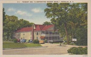 North Carolina Franklin Trimont Inn A Distinctive Tourist Hotel