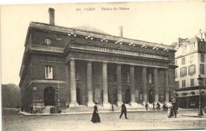 CPA Paris 6e (Dep.75) Théátre de l'Odéon (52579)
