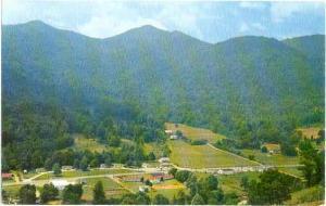 Maggie Valley, Between Cherokee & Waynesville, North Caroline, NC, Chrome