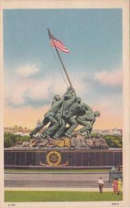 Virginia Arlington U S Marine Corps War Memorial