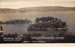 Waltonian Islands Lake George NY Unused