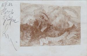 Germany Lager Lechfeld Herzliche Gruesse 1903