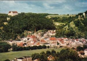 Germany Riedenburg im Altmuehltal Panorama 1972