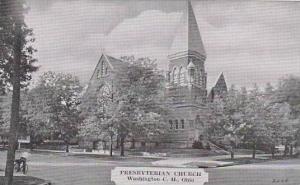 Ohio Washington C.H. Presbyterian Church Dexter Press Archives