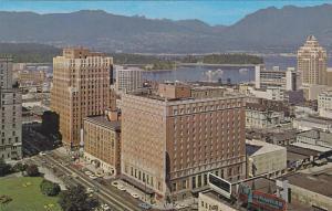 Hotel Georgia, VANCOUVER, British Columbia, Canada, 40-60's
