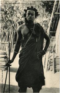 CPA Sakalave du BETSIRIRY MADAGASCAR (709422)