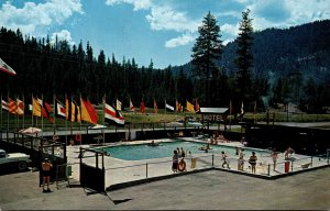 California Mill Creek Childs Meadows Resort Swimming Pool