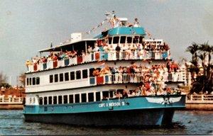 Florida Fort Walton Beach Captain Anderson II Sightseeing Boat