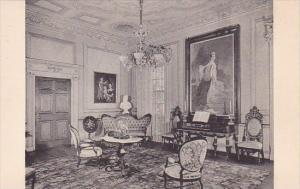 Victorian Drawing Room 1850's Wickham Valentine House Valentine Museum Richmo...