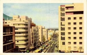 CPM AK Caracas Avenida Urdaneta VENEZUELA (648609)