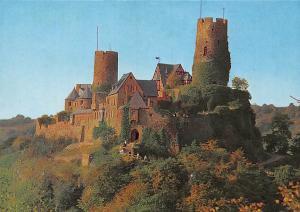 Burg Thurant bei Alken Mosel Turm Tower Castle Chateau