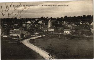 CPA Environs de MONTBÉLIARD - Le Grand Bethoncourt (182927)