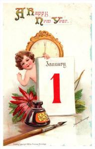 New Year ,   Brundage