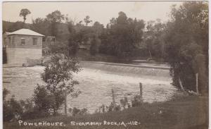 RP: Power House , STEAMPOINT ROCK , Iowa , PU-1911