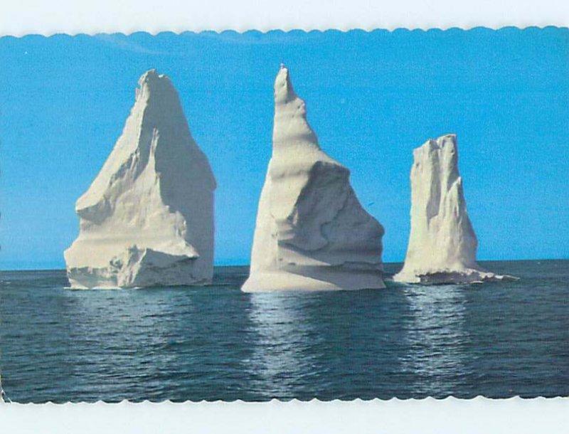 Pre-1980 ICEBERG St. John'S Newfoundland NL AD3137