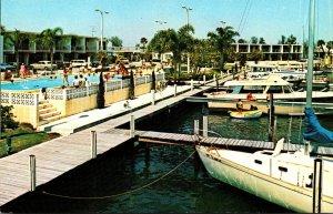 Florida Ruskin Quality Inn Bahia Beach Boat Docks & Swimming Pool
