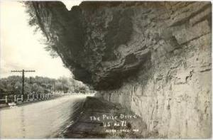 RP, The Prize Drive, Near Noel, Missouri, 1930-50s
