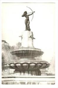 RP, Diana Cazadora, Waterfountain, Mexico, D.F., 1930-1950s