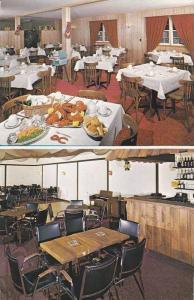 Cavendish Arms, Dining room,  Pub-Gift Shoppe,  P.E.I.,  Canada,  40-60s