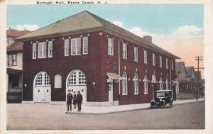 PENNS GROVE, New Jersey, 00-10s; Borough Hall