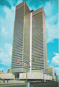 Canada Quebec Montreal The Royal Bank Of Canada Building
