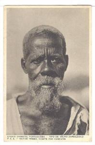 Africa Oriental Portuguesa-Tipo de Velho Zambeziano , Mozambique, 00-10s