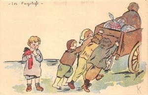 Les Fugitifs, Fantasy Card, Orphelinat des Armees