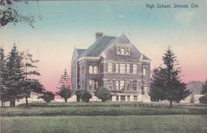 High School, SIMCOE , Ontario , Canada, 00-10s