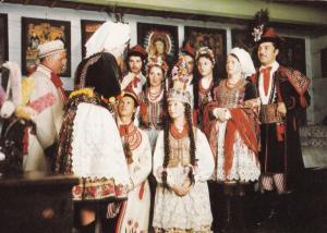 Folklor Krakowski , Poland , 50-70s