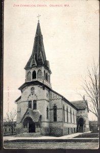 Zion Evangelical Lutheran Church,Columbus,WI BIN