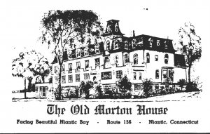Connecticut Niantic The Old Morton House Restaurant