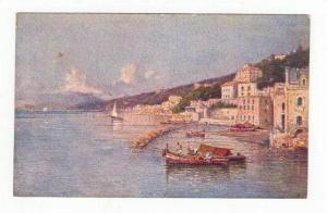 Art Postcard  Naples, Itlay, 00-10s    Posillipo
