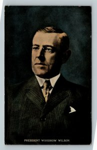 President Woodrow Wilson, Vintage Postcard