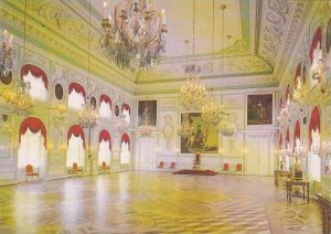 Russia Petroverts Great Palace The Throne Hall