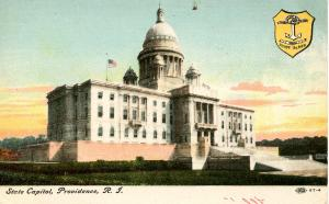 RI - Providence. State Capitol