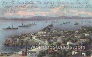 Rosia Bay Gibraltar Germany 1912