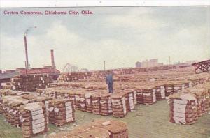 Oklahoma Oklahoma City Typical Cotton Compress