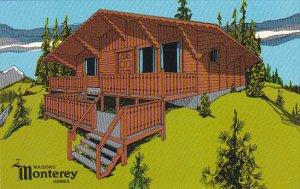 Canada Maisons Monterey Homes Tyrol Delux Model Quebec