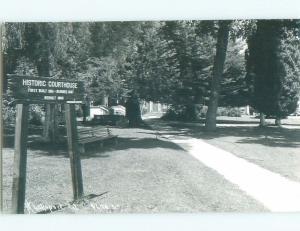 Pre-1950 rppc NICE VIEW Lakeport California CA W0214