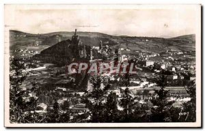 Old Postcard Le Puy General view