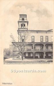 Corner Depot and Main Street Monticello NY Unused