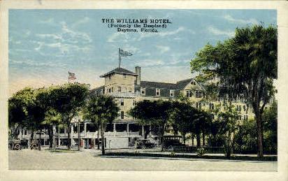 Williams Hotel Daytona Beach FL Unused