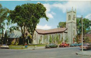 St. Paul's Episcopal Church - Burlington VT, Vermont - pm 1965