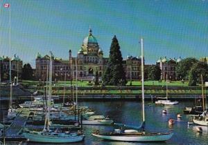 Canada Victoria Provincial Parliament Buildings