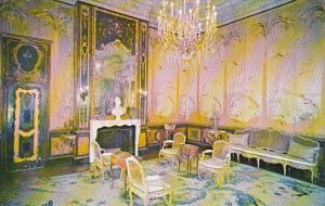 Reception Room Vizcaya Dade County Art Museum Miami Florida