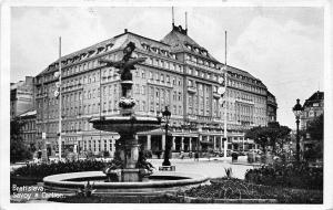 bg19045 Slovakia Savoy a Carlton Hotel