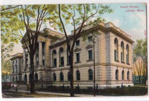 Court House, Lowell MA