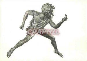 Modern Postcard National Museum Athens Greek Sculpture Young Jockey