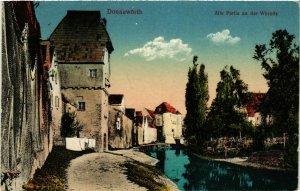 CPA AK Donauworth- Alte partie an der Wornitz GERMANY (943733)