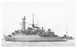 Royal Navy HMS Alacrity (F174) The Falklands Collection